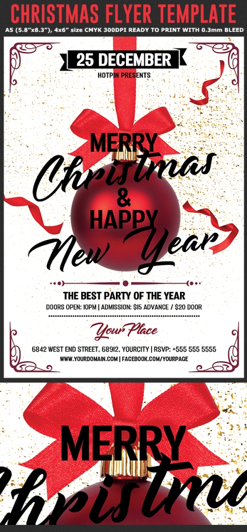 Christmas-New-Year-Party-Flyer- Template-Preview
