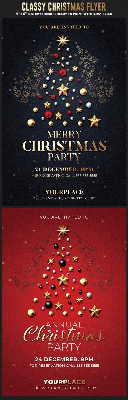 Christmas-Flyer-Invitation-Template-Preview